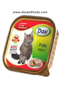 Паштет для кошек Дакс с Говядиной