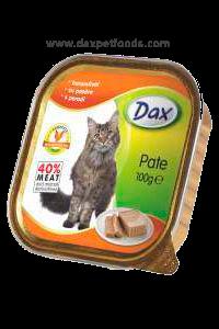 Паштет для кошек Дакс с Птицей