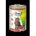 Консервы для кошек Дакс c Кроликом