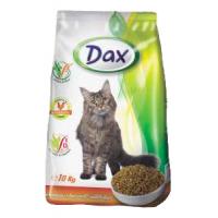Сухой корм для кошек Дакс Птица с овощами