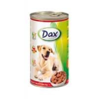 Консервы для собак Дакс c Говядиной